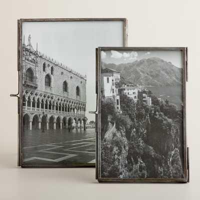 "Vertical Reese Frames - 4"" x 6"" - World Market/Cost Plus"