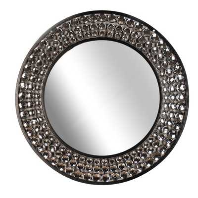 Jeweled Wall Mirror - AllModern