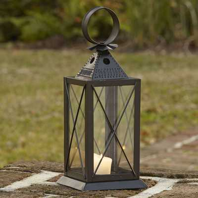 Iron Tavern Lantern - Wayfair