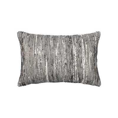 "Lumbar Pillow - Silver - 13"" H x 21"" W - Insert Included - AllModern"