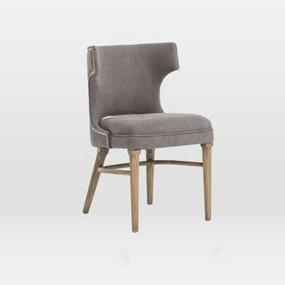 Nailhead Task Chair - West Elm