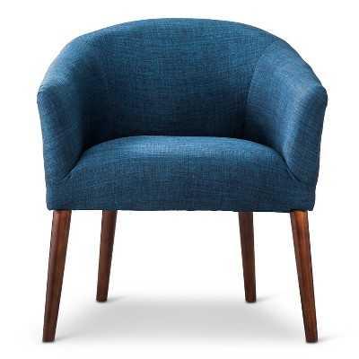 "Barrel Chair - Thresholdâ""¢ - Navy - Target"