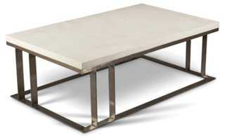Sobe Rectangular Coffee Table - One Kings Lane