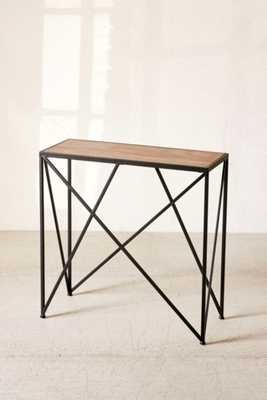 Nelson Geometric Console - Urban Outfitters