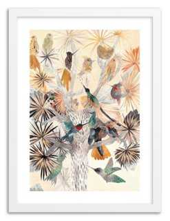 Michelle Morin, Hummingbirds/Joshua Tree - One Kings Lane