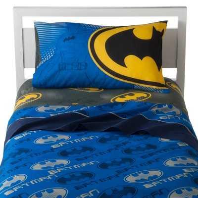 Batman Sheet Set - Twin - Target