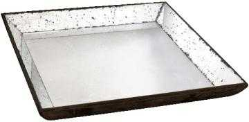 Large Roberto Glass Tray - Home Decorators