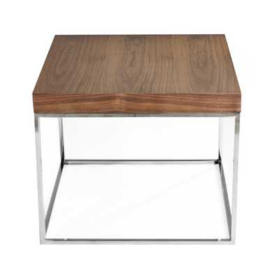 Hales End Table - Walnut - AllModern