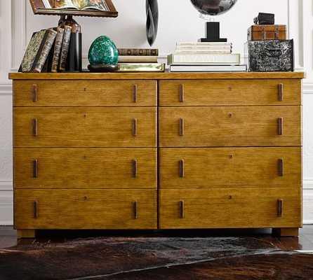 Ken Fulk Keyhole Extra Wide Dresser - Pottery Barn