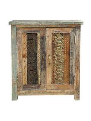 Antique Two-Door Cabinet - gilt.com