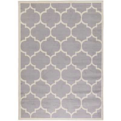 ChlorissaGray Area Rug - Wayfair