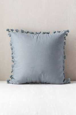 """Magical Thinking Avery Tassel Pillow - 18"""" x 18"""" - Urban Outfitters"""