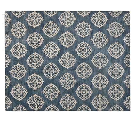 Empire Scroll Rug - 8' x 10' - Pottery Barn