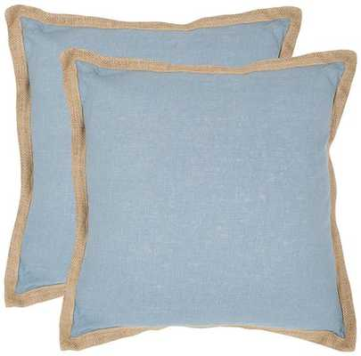 "MADELAYNE 18"" PILLOWS - SET OF 2-down insert - Home Decorators"