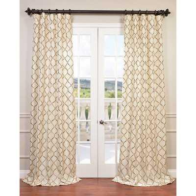 Tunisia Single Curtain Panel - Wayfair