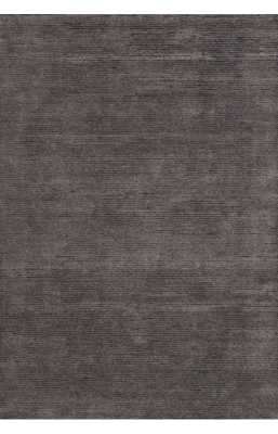 """Hand Tufted Verna Solid Rug - Graphite - 7'6"""" x 9'6"""" - Loom 23"""