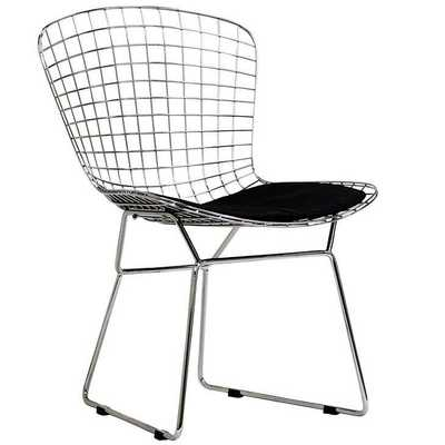 CAD Dining Side Chair - Domino
