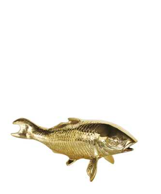 Brass Koi Fish - High Street Market