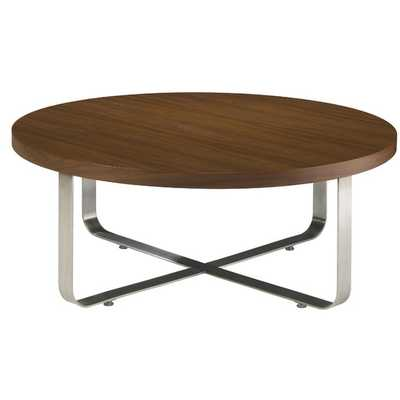 Artesia Coffee Table - Walnut - AllModern