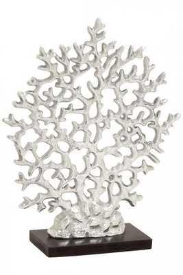 Aluminum Decorative Coral - Home Decorators