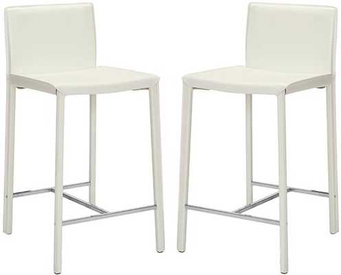 ZOEY COUNTER STOOL - SET OF 2 - Home Decorators
