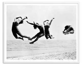 Beach Exercise, 1935, Oversize - One Kings Lane