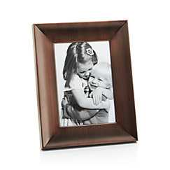 Hamlin 5x7 Picture Frame - Crate and Barrel