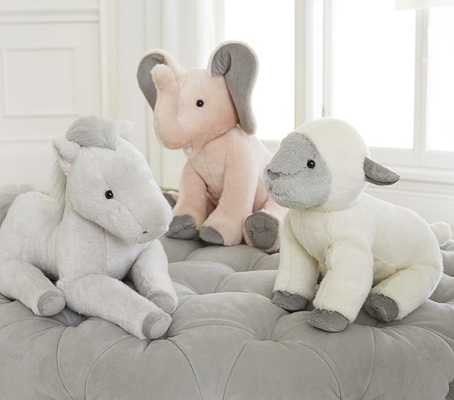 Monique Lhuillier Plush - Lamb - Pottery Barn Kids