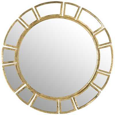 Mirage Sunburst Wall Mirror - AllModern