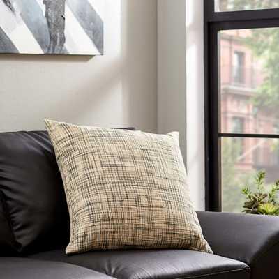 Woven Cotton Throw Pillow - AllModern