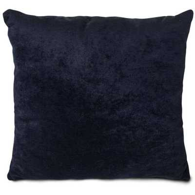 Villa Collection 20 x 20-inch Large Pillow, Navy - Polyester fill - Overstock