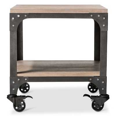 Franklin End Table - The Industrial Shop - Target