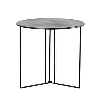 Modern Industrial End Table - Overstock