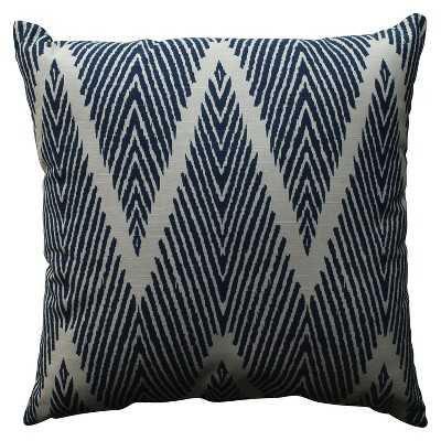 "Bali Toss Pillow Collection - Navy, 18"" x 18"" (With insert) - Target"