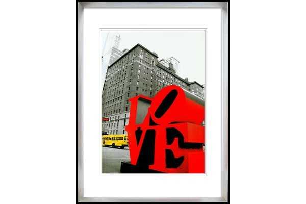 Pop 1 Art - 25x33 - Framed - Modani