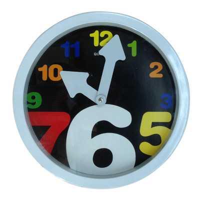 "11.81"" Funky Wall Clock - Wayfair"
