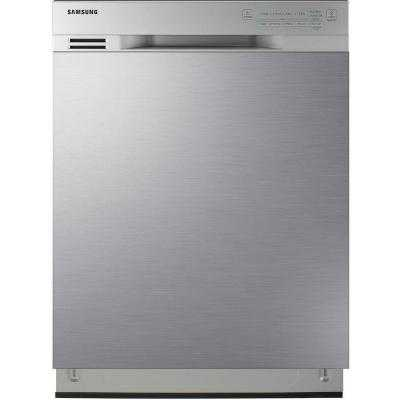 Front Control Dishwasher in Stainless Steel - Home Depot
