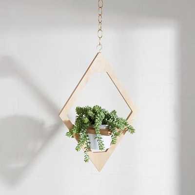 M.F.E.O. Jungalow Hanging Planter - West Elm