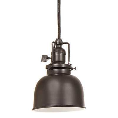 Union Square 1 Light Mini Pendant - Wayfair