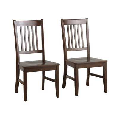 Cabot Dining Chair - Set of 2 - Wayfair