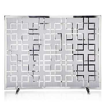 Piazza Fire Screen - Z Gallerie