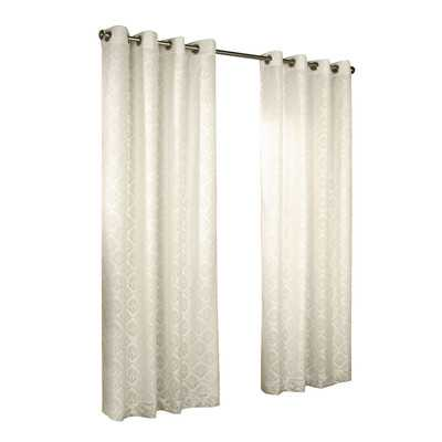 "Anna Curtain Panel 63"" - Wayfair"