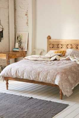 Aimee St Hill For Deny Farah Blooms Duvet Cover-FULL/QUEEN - Urban Outfitters
