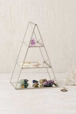 Hazel Glass Display Stand - Urban Outfitters