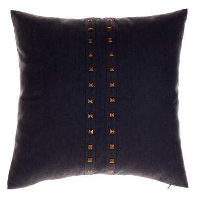 """Jessa Throw Pillow -20""""-Feather down insert - Wayfair"""