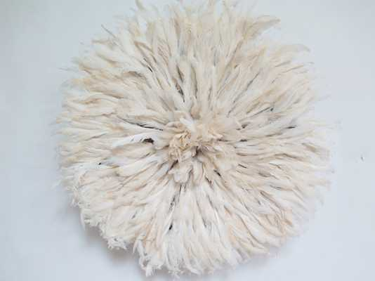 Authentic juju hat - Wall decor feather headdress - Etsy