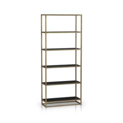 Remi Large Bookcase - Crate and Barrel
