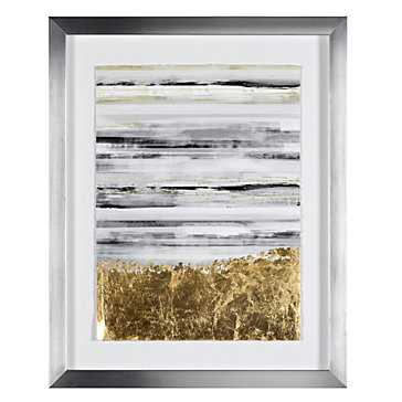 Gold Work 2 - Z Gallerie