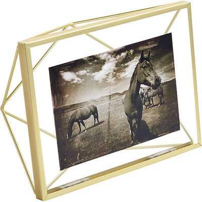 """Prisma 4""""x6"""" picture frame. - CB2"""