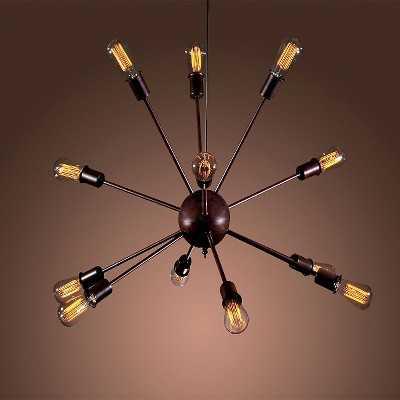 Warehouse Of Tiffany Pendant Ceiling Lights -Black - Target